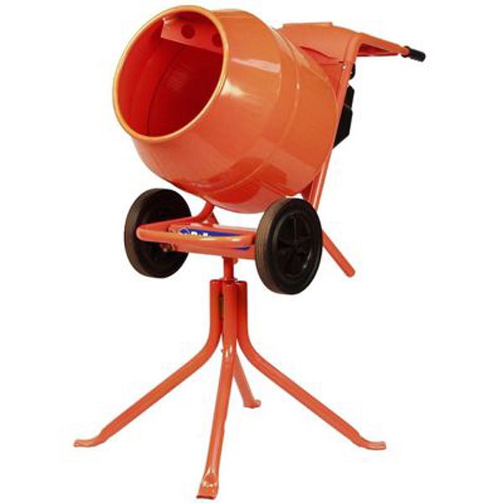 CONCRETE TIP-UP MIXER ELECTRIC